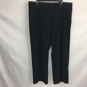 GAP Perfect Trouser Black Dress Pants Size 18R